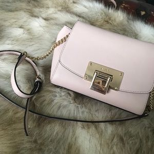 Light Pink Crossbody Aldo Bag